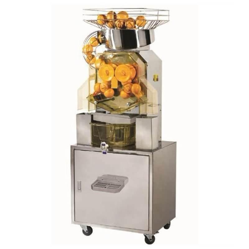 Automatic Orange Juice Making Machine Newin Machinery