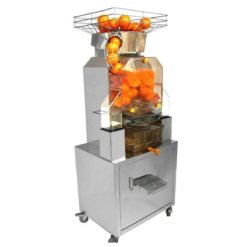 Electric orange juicer, fresh orange juice machine