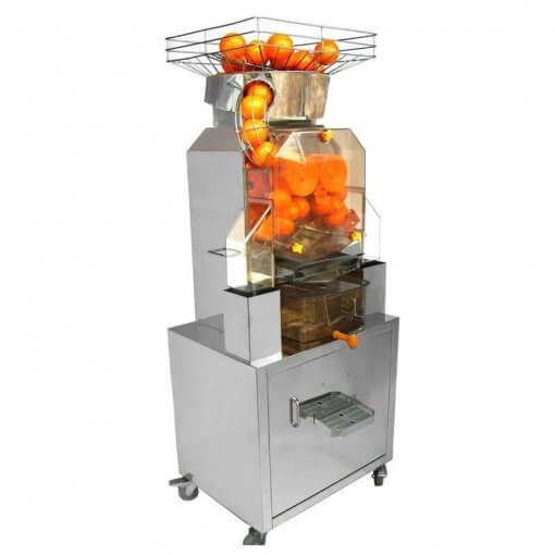 Electric orange juicer, fresh orange juice machine