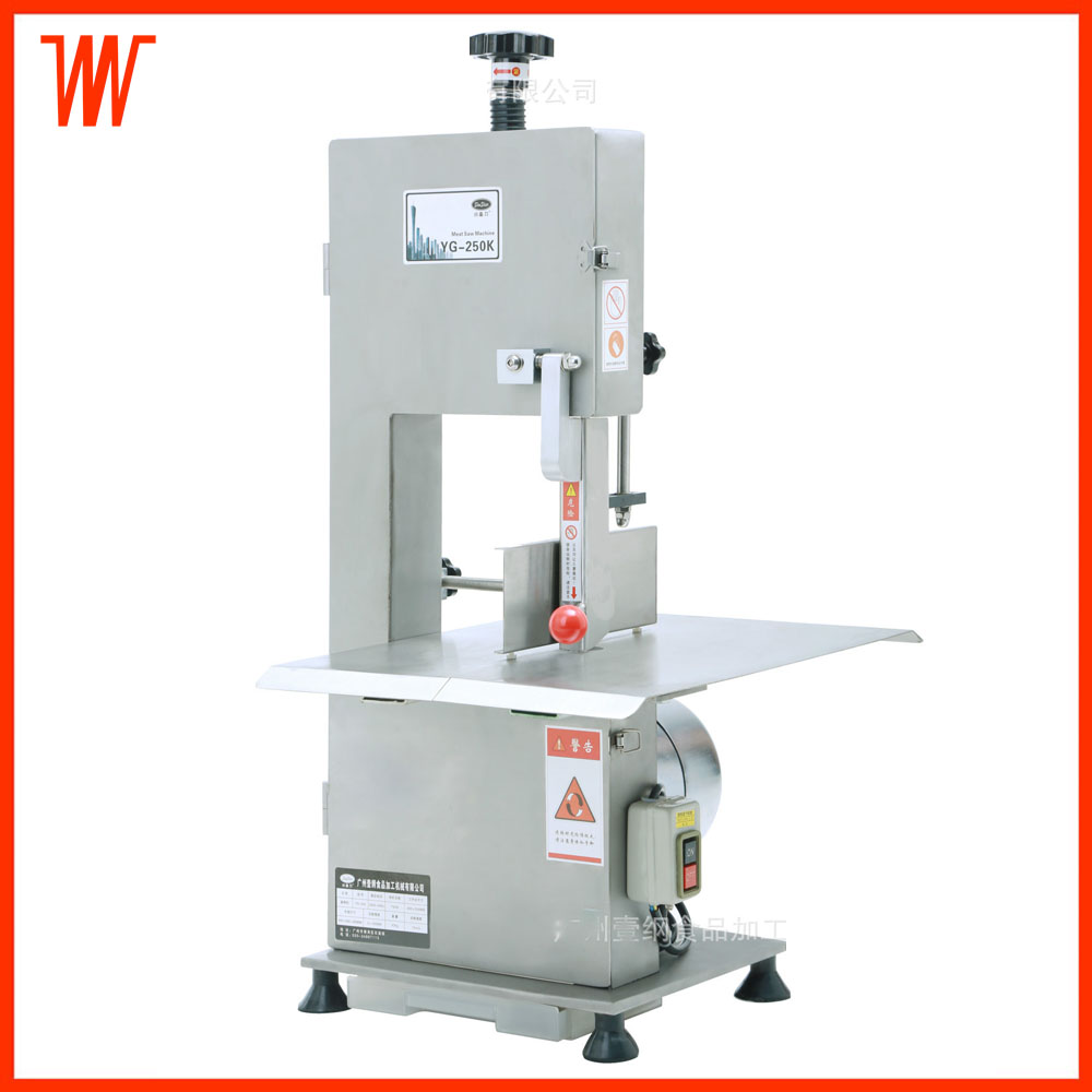 Table Top Stainless Steel Bone Cutter Saw Newin Machinery