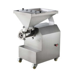 vertical industrial meat grinder