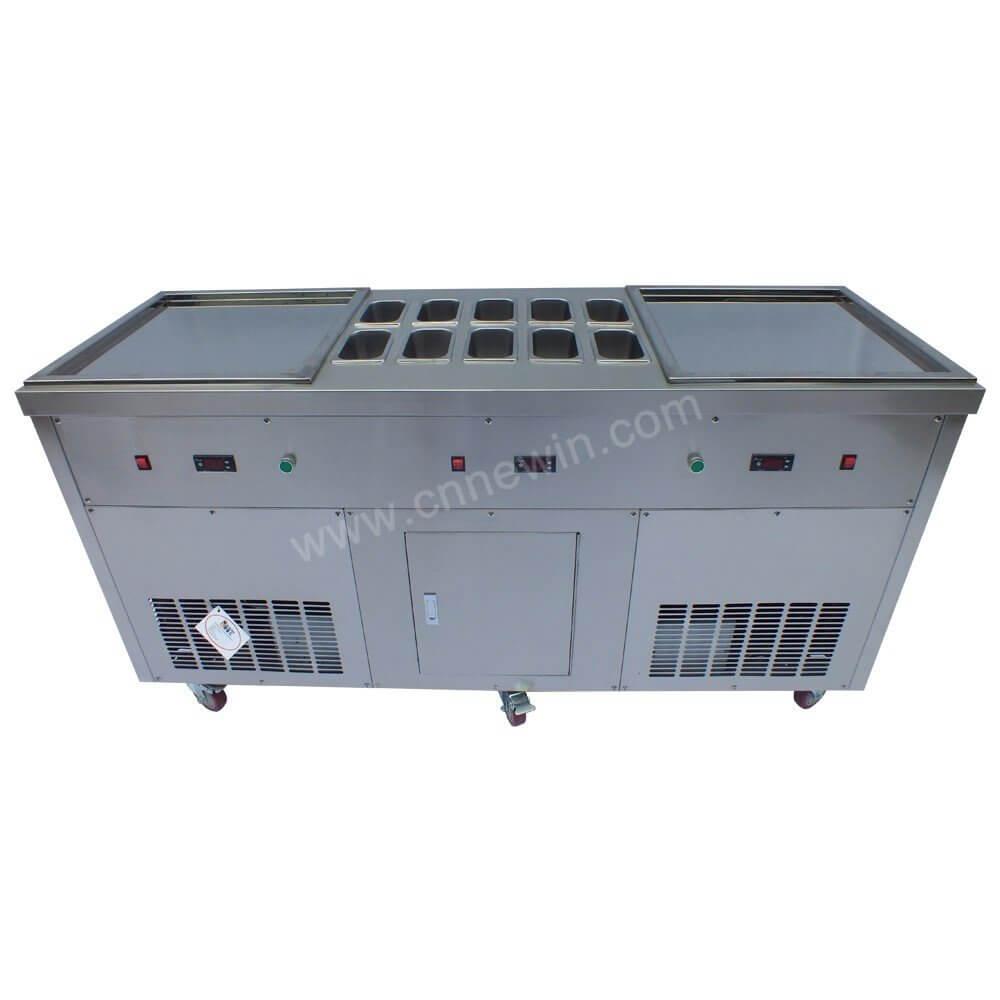fried ice machine