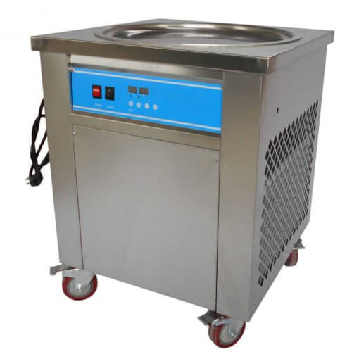 Hot Sale Thai Fried Ice Cream Roll Machine