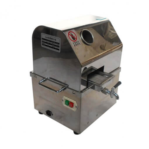 sugarcane juice extractor machine