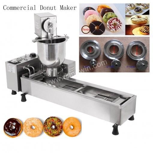 Professional Portable Commercial Mini Donut Maker Extruder Machine