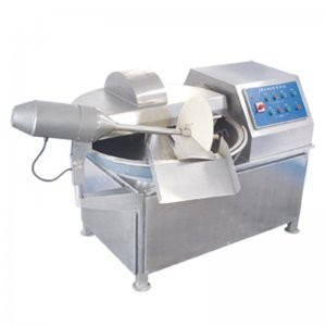 Industrial Bowl Chopper for Meat processing