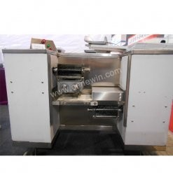 800kg/h Fresh Automatic Commercial Meat dicer machine