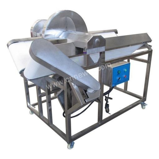 Automatic fruit and vegetable cutting machine