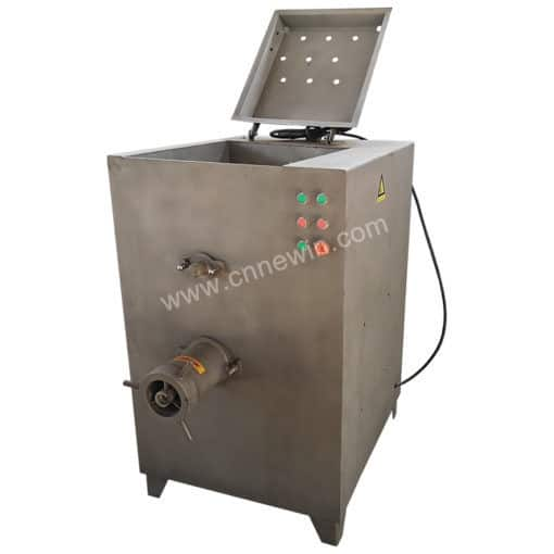 Stuffed meat grinder (automatic mixed meat grinder)